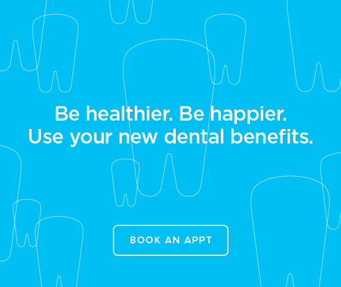 Be Heathier, Be Happier. Use your new dental benefits. - Signal Butte Dentistry